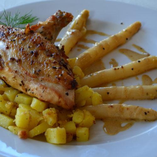 Kurczak w tymianku